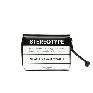 STEREOTYPE LEATHER WALLET