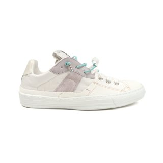 SPLICED LOW TOP SNEAKERS