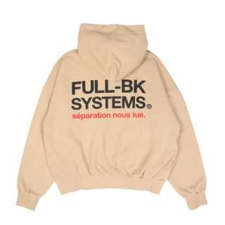 SYSTEMS WASH HOODIE