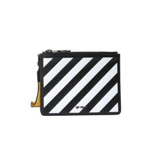 DIAG DOUBLE FLAT POUCH