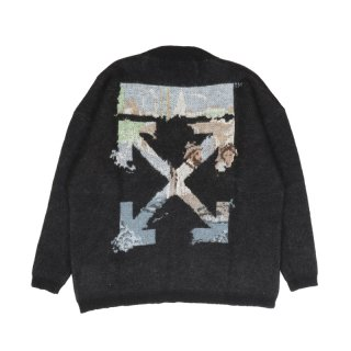 COLOURED ARROW SWEATER