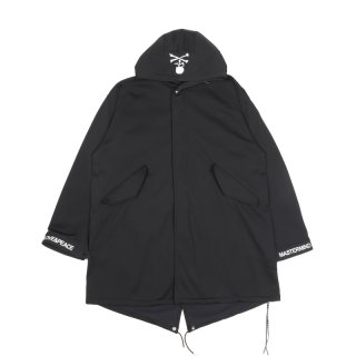 SCULL HOODIE PARKA