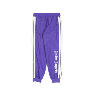 OVER LOGO TRACK PANTS