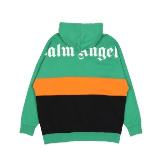 3 COLORS LOGO OVER HOODIE