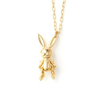 INFLATED BUNNY NECKLACE