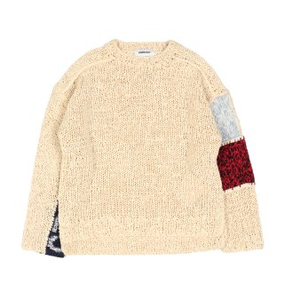 WAVES TAPE KNIT