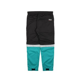 COLOR NYLON SET UP PANTS