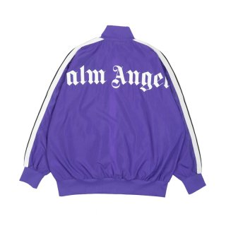OVER LOGO TRACK JACKET