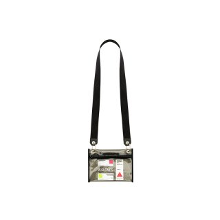 TRANSPARENT BELT POCHETTE