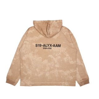 CAMO COLLECTION HOODED LS TEE