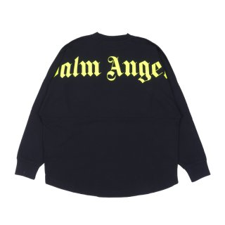 LOGO OVER TEE LONG SLEEVE