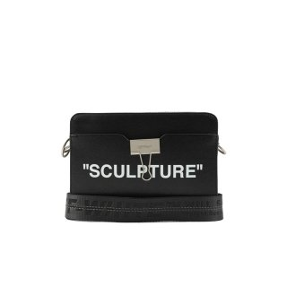 SCULPTURE CAMERA BAG