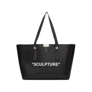 SCULPTURE SHOPPING BAG