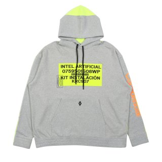 CONTAMINATION OVER HOODIE