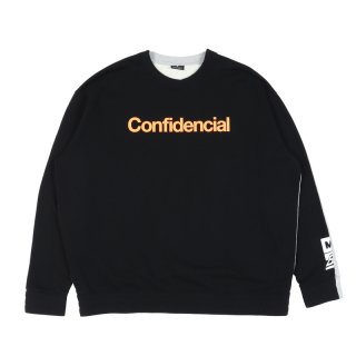 CONFIDENCIAL OVER CREWNECK