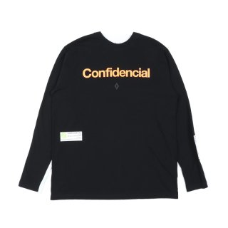 PATCHES T-SHIRT L/S