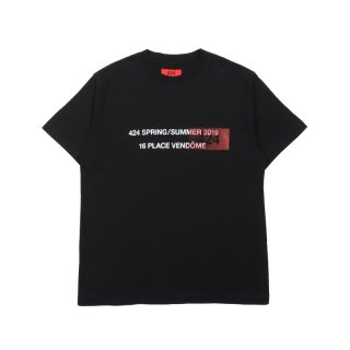 PLACED PRINT ESSENTIAL TEE