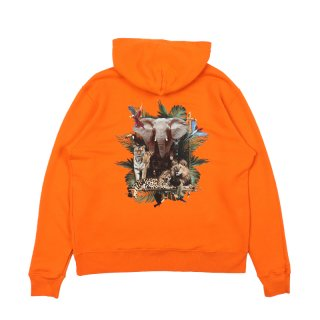 JUNGLE PULLOVER HOODIE