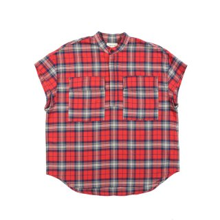 SHORT SLEEVE FLANNEL