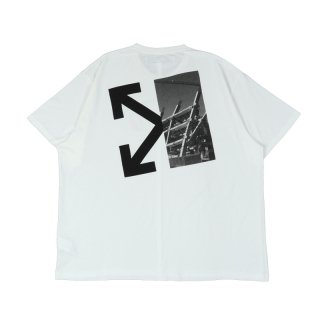 SPILITTED ARROWS S/S OVER TEE