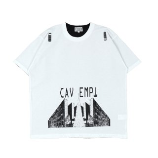 TWO POINT PERSPECTIVE BIG TEE