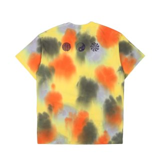 WAVES TIE DYE T-SHIRT