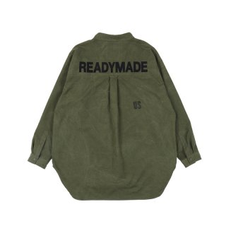 OVERSIZED SHIRT<br><br><font color=#ff0000>お問い合わせ商品</font>