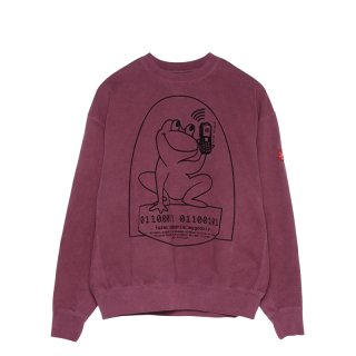 OVERDYE EASILY COMPORTABLE CREW NECK