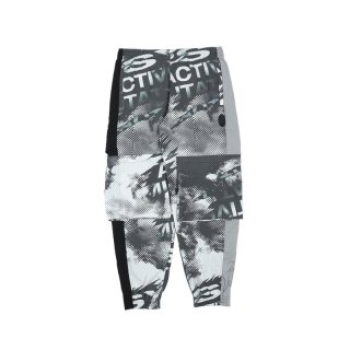 B.T.C PRINTED SPACE IN SPACE SHELL PANT