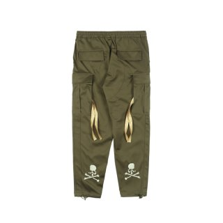 TUCKED TRACK PANT