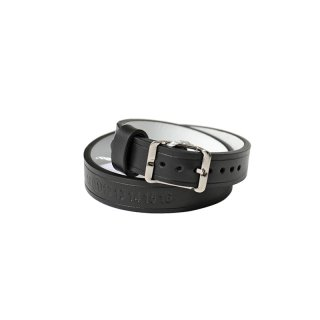 NUMBERS LEATHER WRAP BRACELET