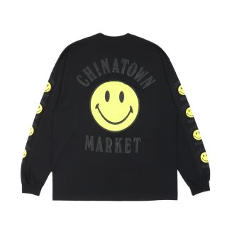 SMILEY LOGO LONG SLEEVE
