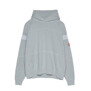 OVERDYE PANEL HEAVY HOODY