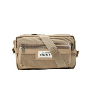NUMBERS PATCH BELT BAG