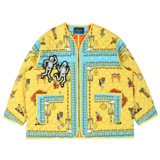 TAROT QUILTED JACKET