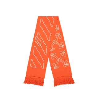 ABSTRACT ARROWS SCARF