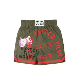 BOXING SHORTS<br><br><font color=#ff0000>お問い合わせ商品</font>
