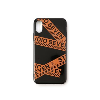 CAUTION IPHONE CASE X/XS