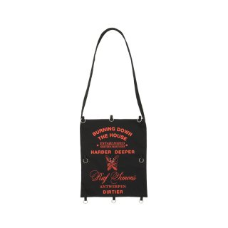 PRINTED TOTE BAG WITH RING