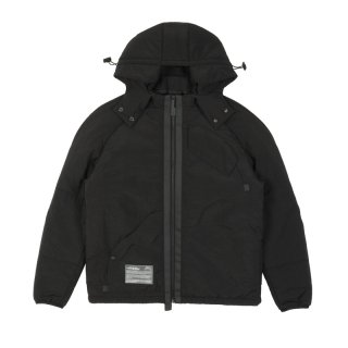 WOVEN JACKET DISSECTION PUFFER