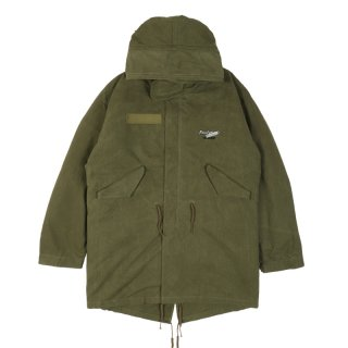 FISHTAIL PARKA<br><br><font color=#ff0000>お問い合わせ商品</font>