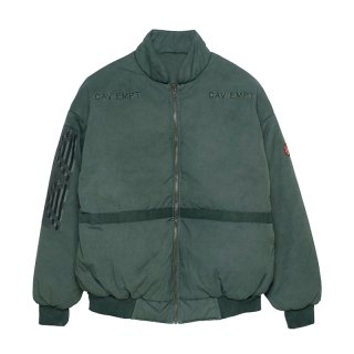 OVERDYE REVERSIBLE ZIP JACKET