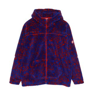 NOISE FLEECE ZIP HOOY