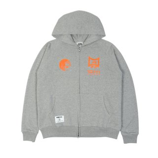 MUSIC ZIP UP HOODIE