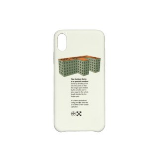 F BUILDING IPHONE COVER