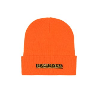 CAUTION KNIT CAP