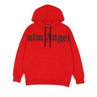 FRONT OVER LOGO HOODY