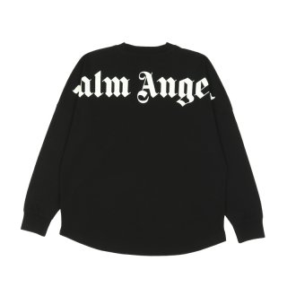 CLASSIC LOGO OVER L/S TEE