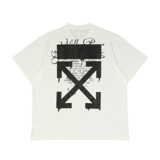 DRIPPING ARROWS S/S OVER TEE