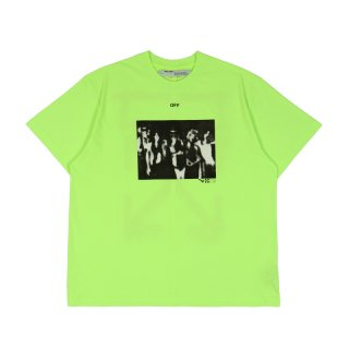 SPRAY PAINTING S/S OVER TEE